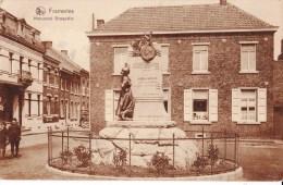 FRAMERIES - Monument Bosquétia - Frameries
