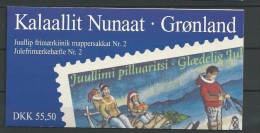 1997 MNH Greenland, Booklet Postfris - Carnet