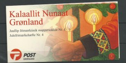 1999 MNH Greenland, Booklet Postfris. - Carnet