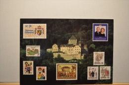 Carte Postale Liechtenstein - Liechtenstein