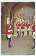 Conrad Leigh - Life Guards -  Art Colour - Künstlerkarten