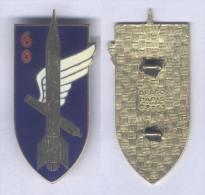 Insigne Du 60e Régiment D'Artillerie - Armée De Terre