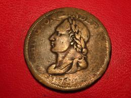 USA - Washington Colonial KM#Tn39 - 1/100 Cent 8606 - Émissions Pré-Fédérales