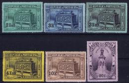 Portugal: Mi 341 - 346 MNH/**/postfrisch/neuf