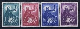 Portugal: Mi 788 - 791   E 759 - 762 MNH/**/postfrisch/neuf  1952