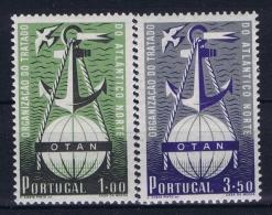 Portugal: Mi 778 - 779   E 749 - 750 MH/* Falz/ Charniere  1952