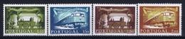Portugal: Mi 850 - 853  E 821 - 824 MNH/**/postfrisch/neuf 1956