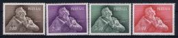 Portugal: Mi 856 - 859  E 827 - 830 MH/* 1957
