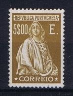 Portugal: Mi  428     E 418  MH/* 1926