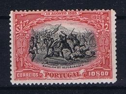 Portugal: Mi  405   E 381  MH/* 1926