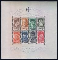 Portugal: Mi  Block Nr 7 MNH/**/postfrisch/neuf 1945