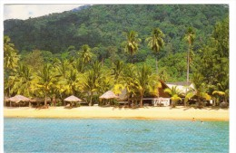 BB86     Tioman Island Resort, Malaysia Postcard - Malesia