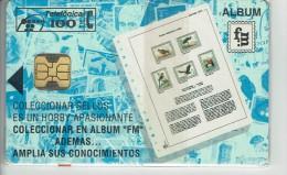 Spain Phonecard  P- 025 Filatelia Martinez ( Stamps)  Mint 2000 Ex - Privé-uitgaven