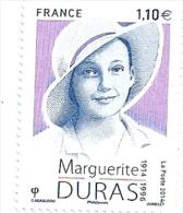 2014 Marguerite Duras - Francia