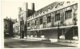 Cambridge - Christ's College - Cambridge
