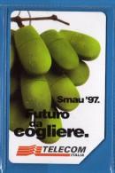 Telecom Italia - X-. C.&C. - 2735 -   SMAU  97.   USATA - Italy