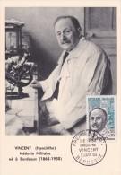 France Vincent (Hyacinthe) - Carte Maximum - 1960-69