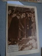Le Patriote Illustré 41 (09/10/1938) : Boom, Konferenz München 1938, Hitler, Etc - Libros, Revistas, Cómics