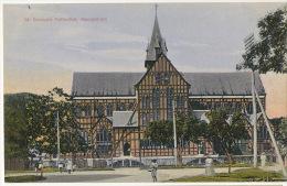 British Guiana Guyana St Georges´s Cathedral Georgetown Demerara Edit The Argosy - Cartes Postales