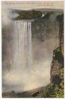British Guiana Guyana The Kaieteur Fall, Potaro River Edit The Argosy - Cartes Postales