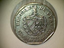 Cuba 50 Centavos 1994 - Cuba