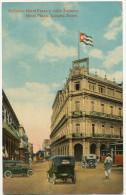 Havana La Habana Hotel Plazza Calle Zulueta Edicion Jordi NO 28 Tram Tramway - Cuba