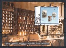 Belgique 1994 - Bloc Feuillet N° 69 Oblitéré : Porcelaines De Belgique - Blocs 1962-....