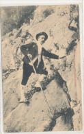 ALPINISTE Carrère Guide Et Chasseur D'Isards - Alpinisme