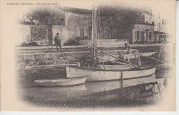 PLASSAC ( Gironde ) - Un Coin Du Port  PRIX FIXE - France