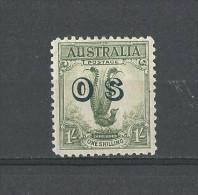 Australie:  S 62 **  Oiseau-Lyre
