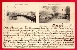 54. Longwy-Haut.Place D'Armes,puits De Siège.Porte De Bourgogne, Corps De Garde. Bruxelles-Boitsfort 1898 - Longwy