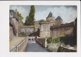 35 Fougères La Rue Du Fos Kéralix Près De La Porte Notre Dame - Fougeres