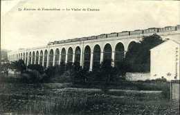 CPA - Changis Sur Marne (77) - Viaduc Ferroviaire - Ouvrages D'Art