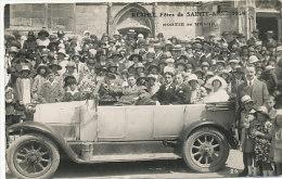 Rethel - Fêtes De Sainte-Anne 1926 - Sortie De La Messe - Rethel