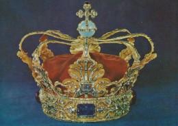 Crown Of King Christian V.  Rosenborg Castle  Denmark.  # 04991 - Fine Arts