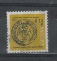 Lithuania Litauen Stamp Used 2015 - Lituania