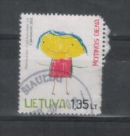 Lithuania Litauen Stamp Used 2013 - Lituania