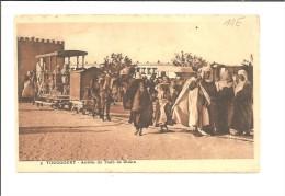 Touggourt (Arrivée Du Train De Biskra)  Algérie - Algérie
