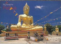 TH.- Thailand. Pattaya. Big Buddha.. 2 Scans. - Thailand