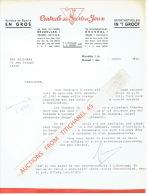Lettre 1970 BRUXELLES - CENTRALE DES SPORTS ET JEUX - Sin Clasificación