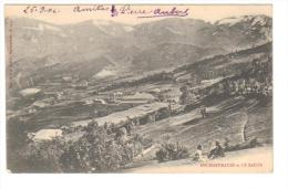 Cpa Du 04 - ENCHASTRAYES Et Le SAUZE - France