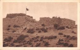 """05027 """"2A DIVISIONE ERITREA - FORTE GALLIANO ALL'ALZABANDIERA 8-XI-1935 XIV """" ANIMATA. CART. POST. ORIG. NON SPEDITA - Altre Guerre"""