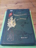 'Ons Voorgeslacht' W.J.Hofdijk; Vierde Deel , 1874, Tweede Druk - Oud