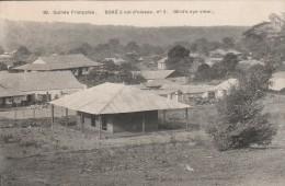 Guinée  - Boké à Vol D'oiseau  -  Scan Recto-verso - French Guinea