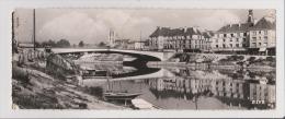CPSM Long Format - CHATEAU THIERRY - Le Nouveau Pont - La Marne - Chateau Thierry