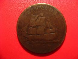 Bermuda - Penny 1793 George III 8872 - Bermudes