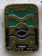 Waterpolo Pin - Water Polo