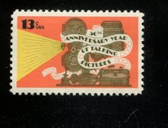 199967470 USA 1977 POSTFRIS MINT NEVER HINGED POSTFRISCH EINWANDFREI SCOTT  1727 Talking Pictures - Unused Stamps