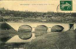 CPA - Neufchateau (88) - Pont Ferroviaire - Ouvrages D'Art