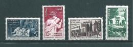 Colonie  Timbre Du Maroc De 1955  N°339 A 342  Neufs * - Neufs